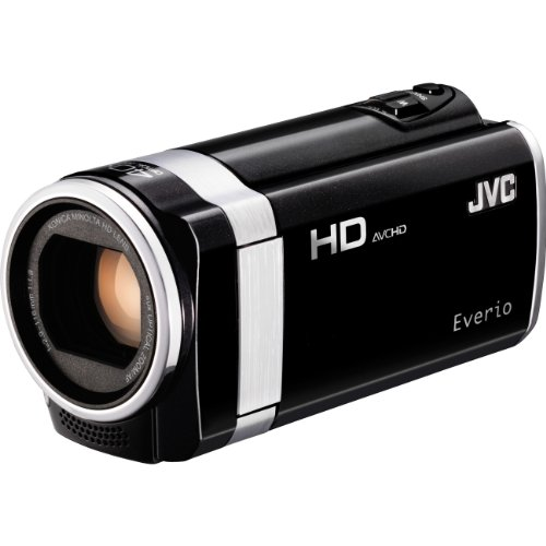 Jvc Refurbished Everio Gzhm65Bus Jvc Everio Gz-Hm65Bus 40X Optical Zoom Full Hd 1080P Camcorder