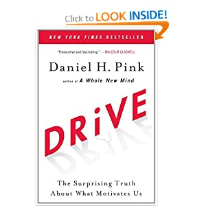 Drive: The Surprising Truth About What Motivates Us…by Daniel Pink