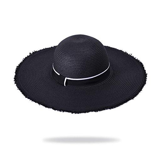 Grande cappello a tesa larga/Cappelli Derby/Ping cappello da sole, sole/Cappelli di vacanza/Cappelli della spiaggia-C