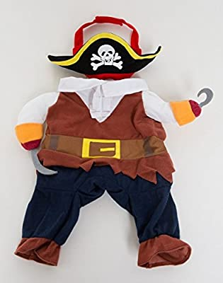 Pirate Dog Costume - Limited Edition