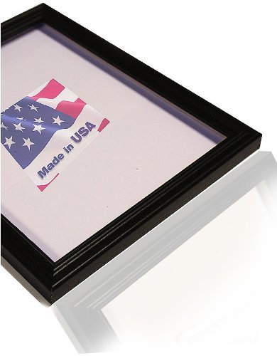 US-Art-Picture-Poster-Photo-FRAME-Solid-Wood-composite-75-in-325-in-mouldings-Black-and-Various-Colors-and-Finishes