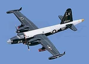 P2V-7F Neptune - Navy, White/Blue Aircraft Model Mahogany Display Model / Toy. Scale: 1/70