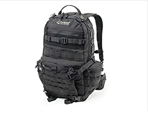 Yukon Tactical MG0015 Tactical 3-Day Pack Black by Yukon Tatical