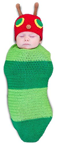 Case the Caterpillar Bunting Infant Costume