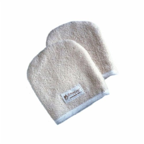 "Facial Skin Care Gentle Exfoliating ""Este Mitt"" – 1"