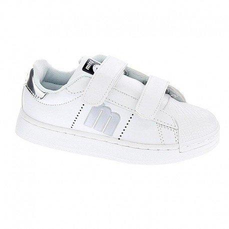 Mtng, Sandali bambine bianco Size: 30