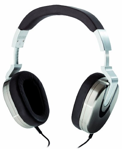 Ultrasone Edition8 Palladium Special Edition Headphones (Black And Silver)
