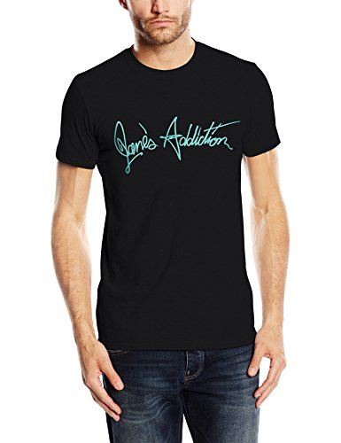Janes Addiction Jane's Addiction - Logo-T-shirt  Uomo    nero XX-Large