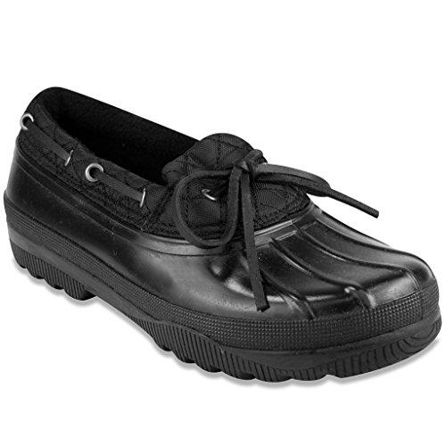 Sugar Women SWIPPERY Rain Boot 6 Black (Good Rain Boots compare prices)
