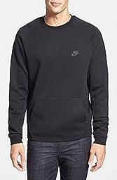 Nike Sportswear Nike Tech Crew Sweatshirt Black Xl