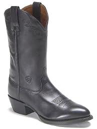 Ariat Men\'s Sedona Western Cowboy Boot, Black, 9 EE US