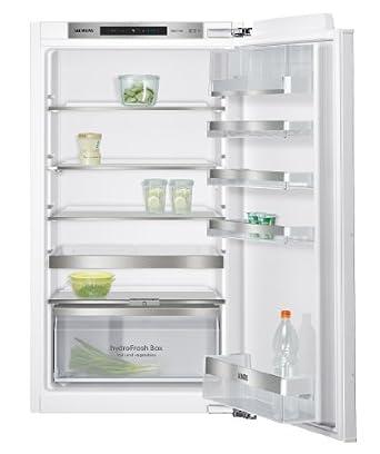 Siemens KI31RAD30 réfrigérateur - réfrigérateurs (Intégré, Blanc, A++, Droite, SN, T, Verre)