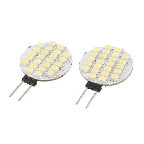 Well-Goal weiß 24SMD LEDs 1210Vertikal G4Seite Pin Licht Leuchtmittel