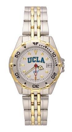 Ucla Bruins Women'S All Star Watch Stainless Steel Bracelet