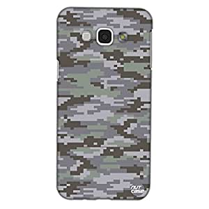 Nutcase Shades of Grey Back Case Cover For Samsung Galaxy A8