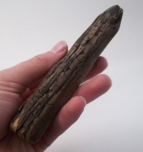 western-sagebrush-wood-knife-wand-handle-hand-sanded-tung-oil-finish-h53