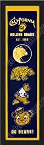 Heritage Banner Of California Golden-Framed Awesome & Beautiful-Must For A... by Art and More, Davenport, IA