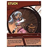 BAKUGAN SEASON 2 VESTROIA NEW LOOSE PAPER ABILITY CARD STUCK 32/48B