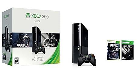 Xbox 360 500GB Call of Duty Bundle