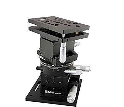 Huanyu Instrument®Six-Dimension Optical Manual Translation Stage Linear Stage Rotation Stage