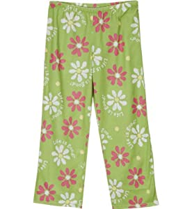 Life is good Girls Sleep Pant (Spring, XX-Small)