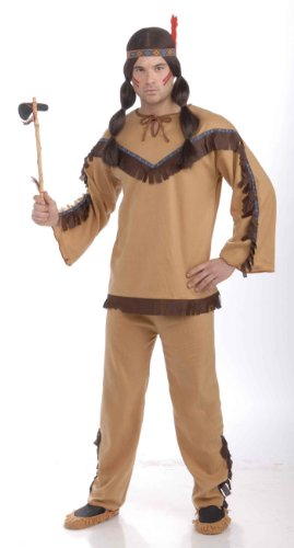Forum Novelties Men's Adult Native American Brave Costume