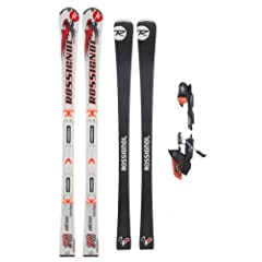 Buy Rossignol Strato 70 LTD TI Tpi2 Skis w  Axial 120S Bindings 160 by Rossignol
