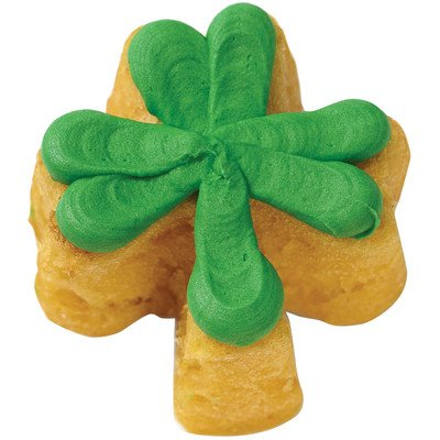 Wilton 8 Cavity Silicone Shamrock Mold (Shamrock Cake Pan compare prices)