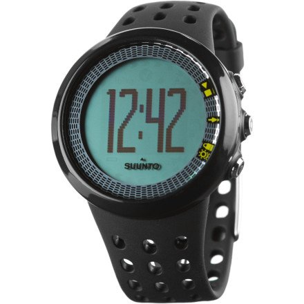 Image of Suunto M5 Heart Rate Monitor with Movestick - Men's (B007XR4FZY)