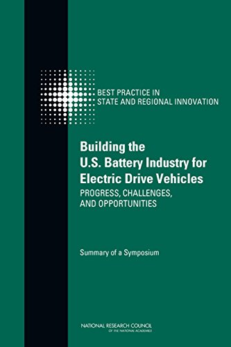 Building The U.S. Battery Industry For Electric Drive Vehicles: Summary Of A Symposium
