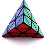 Accmart(TM) Creative Educational Toy Colourful Pyraminx Triangle Cone Shaped Magic Cube Puzzle Speed Cubing
