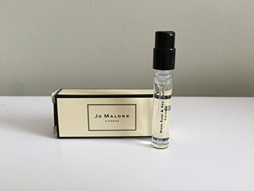 Jo Malone discount duty free Jo Malone London Wood Sage & Sea Salt Cologne, Deluxe Travel Size, .05 oz
