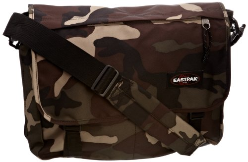 Eastpak Delegate Colore Camo Militare EK076181, Borsa a spalla, 38,2 x 11,9 x 29,7 cm