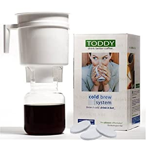 Toddy Cold Brew With 2 Extra Filters