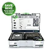 Festool Festool 498796 Centrotec Installers Set with Imperial Brad Point Bits