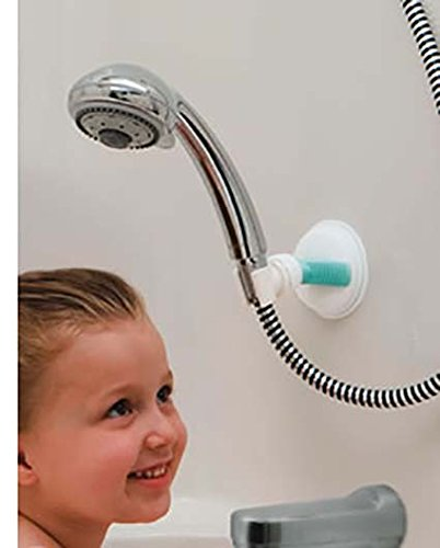 Mommy's Helper Safer Grip Portable Shower Arm