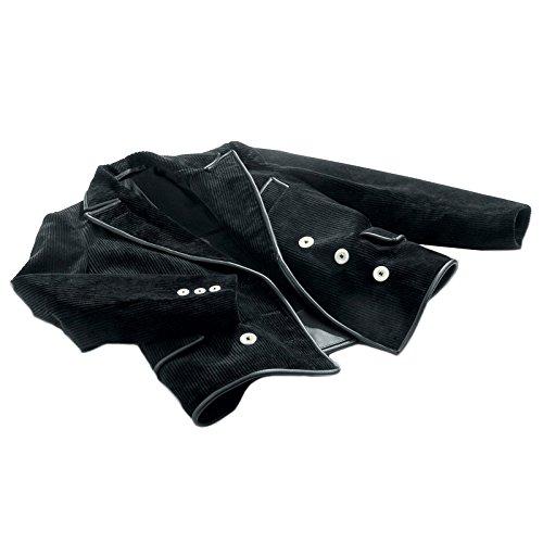 Fhb 2067049 - 60068-20-23 pantaloni da lavoro egon nero, nero