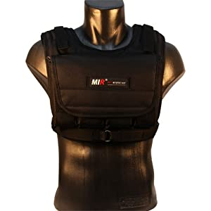 Mir Short Adjustable Weighted Vest