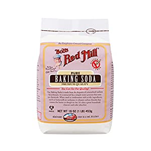 Bob's Red Mill Baking Soda, 16-ounces (Pack of4)