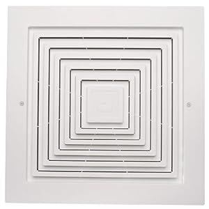 Broan l100 high capacity polymeric ventilation fan 109 cfm bathroom fans for High capacity bathroom exhaust fans