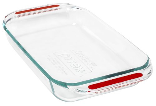 Pyrex Accents 2-Quart Rectangular Baking Dish - Buy Pyrex Accents 2-Quart Rectangular Baking Dish - Purchase Pyrex Accents 2-Quart Rectangular Baking Dish (Pyrex, Home & Garden, Categories, Kitchen & Dining, Cookware & Baking, Baking, Bakers & Casseroles)