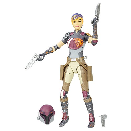 STAR WARS E7 Black Series Sabine Wren