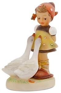 M.I. Hummel Miniature Figurine - Goose Girl from M.I. Hummel