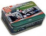 Der gro�e Formel 1 Experten-Test: 100 Fragen & ausf�hrliche Antworten. Quizbox mit 50 Spielkarten.