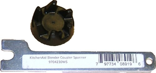 KitchenAid coupler 9704230 + Spindle Spanner