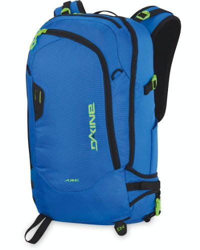 DAKINE ARC Backpack MENS Pacific 34L Ski Snowboard NEW