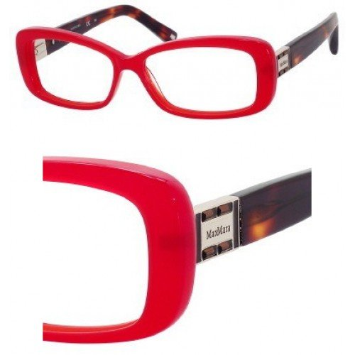 Max Mara MAX MARA Eyeglasses 1144 0QM5 Red 53MM
