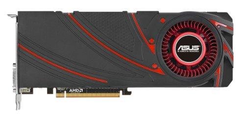 Asus R9 290-4GD5 AMD Grafikkarte (PCI-e, 4GB, GDDR5 Speicher, DVI, 1 GPU)