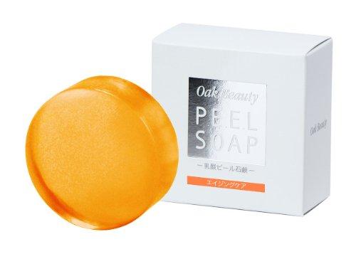 乳酸ピール石鹸 ―エイジングケア―