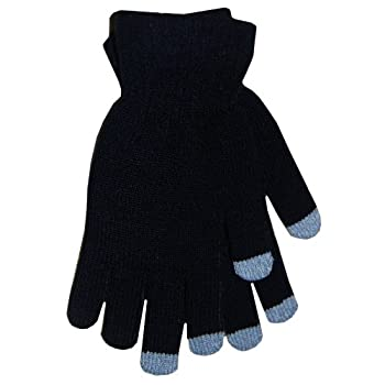 No more enduring the cold temperatures and freezing fingers just to run your touch screen electronics! With Boss Tech Products, Inc. Touchscreen Gloves your hands and fingertips will be protected from the cold, and your electronics will still be acce...
